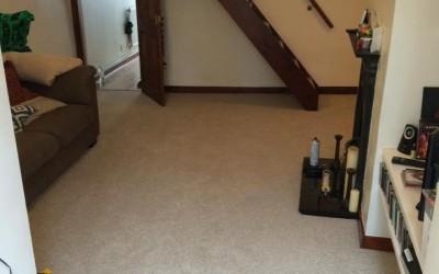 Lounge carpet – St George, Bristol.