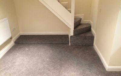Full house in carpet and vinyl flooring – Redfield, Bristol.