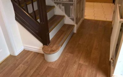 Vinyl flooring – Kingswood, Bristol.