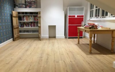Wood and laminate flooring